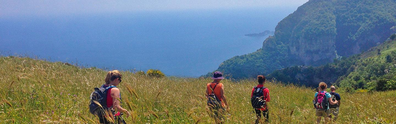 Hiking on Backroads Amalfi Coast Walking & Hiking Tour