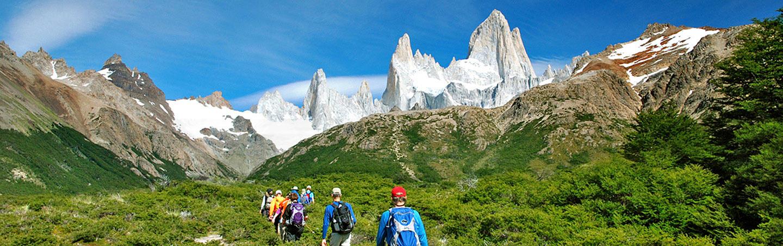 Hiking on Backroads Patagonia Walking & Hiking Tour