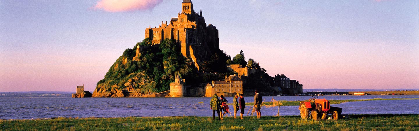Mont Saint-Michel - Backroads Brittany & Normandy Walking & Hiking Tour