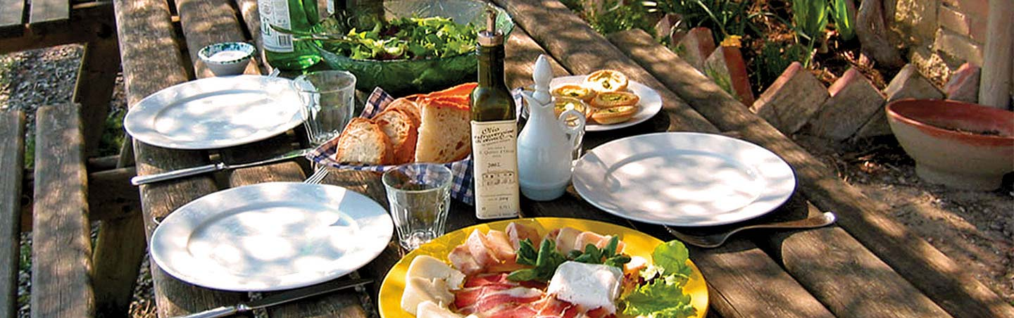 Italian Food - Backroads Tuscany Active Culinary Walking Tour