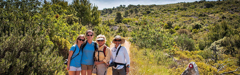 Hiking - Dalmatian Coast Croatia Walking & Hiking Tours