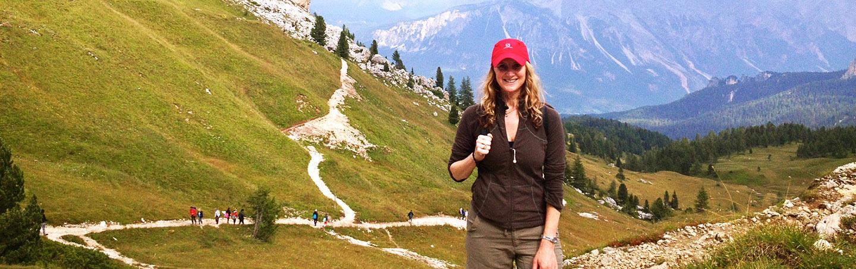 Dolomites Family Walking & Hiking Tour
