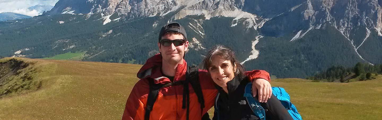 Backroads Dolomites Family Walking & Hiking Tour