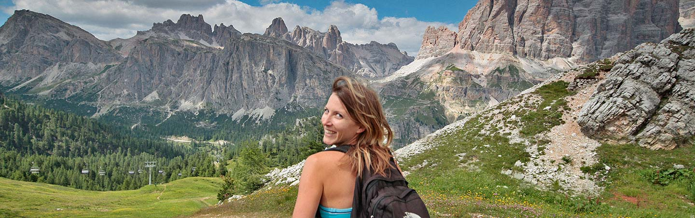 Dolomites Family Breakaway Walking & Hiking Tour