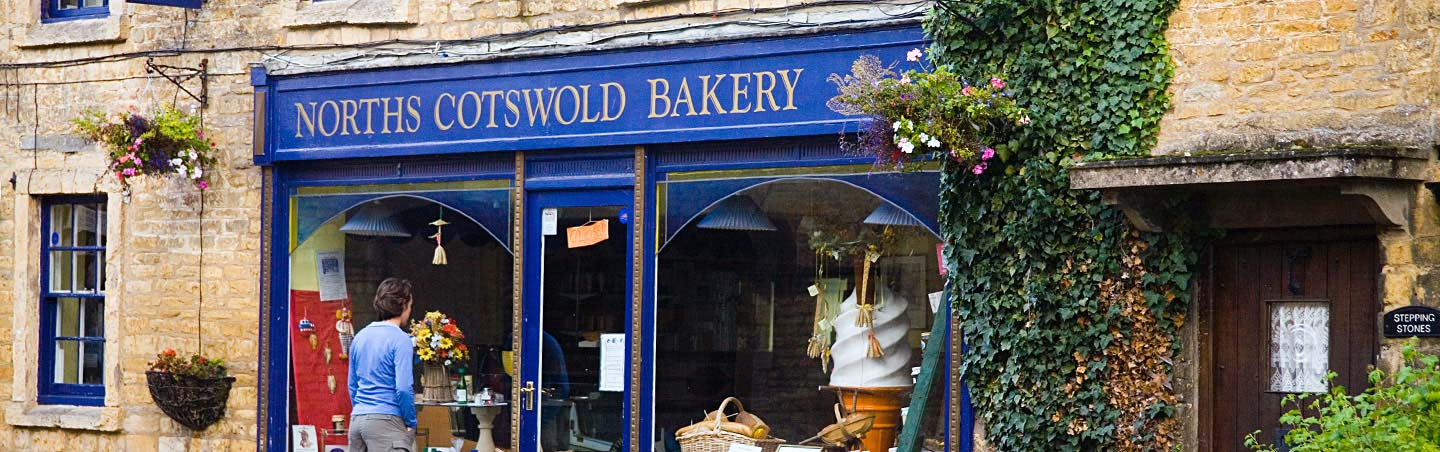 Norths Cotswold Bakery - England Walking & Hiking Tour