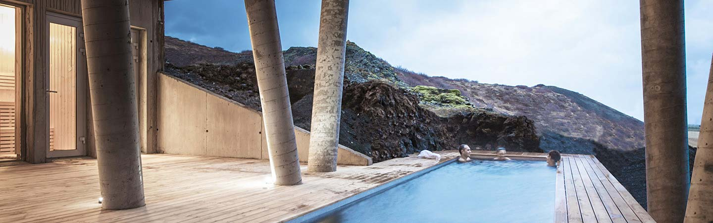 Hotel Ion - Backroads Iceland Multisport Tour