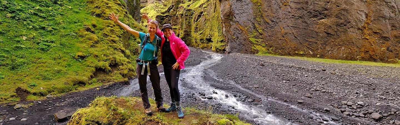 Iceland Walking & Hiking Tour