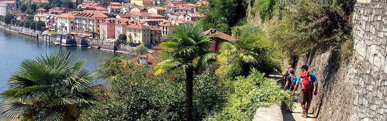 Hiking - Backroads Italian Lakes Walking & Hiking Tour