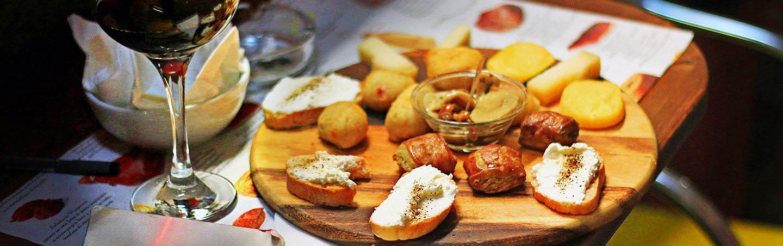 Italian Food - Backroads Italian Lakes Walking & Hiking Tour