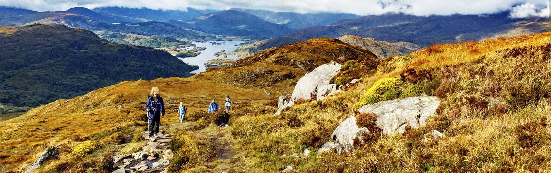 Ireland Family Hiking Tours
