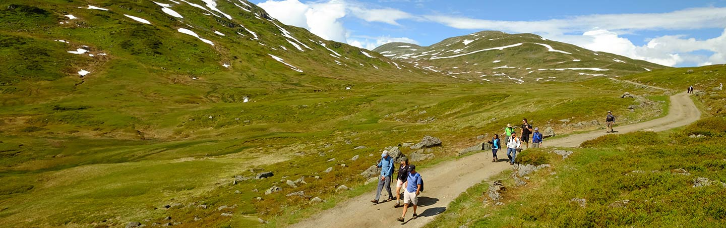 Hiking in Norway, Backroads Family Tour