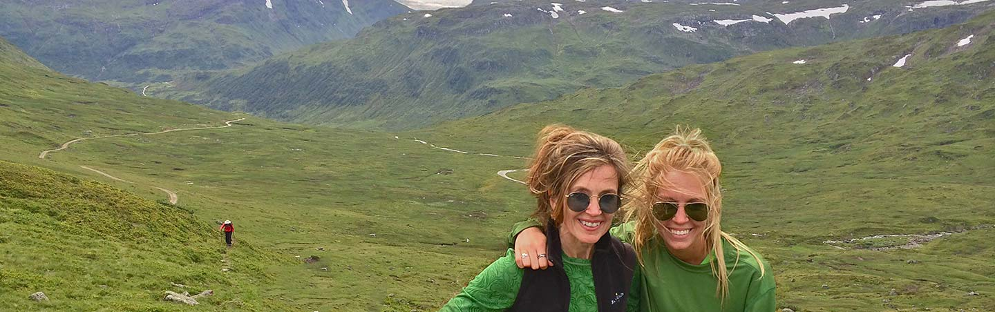 Family Walking and Hiking Tour of Norway