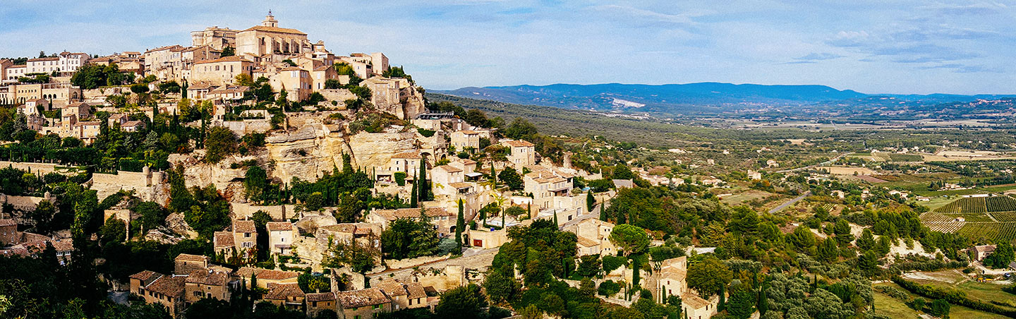 Gordes - Provence to Costa Brava Walking & Hiking Tour