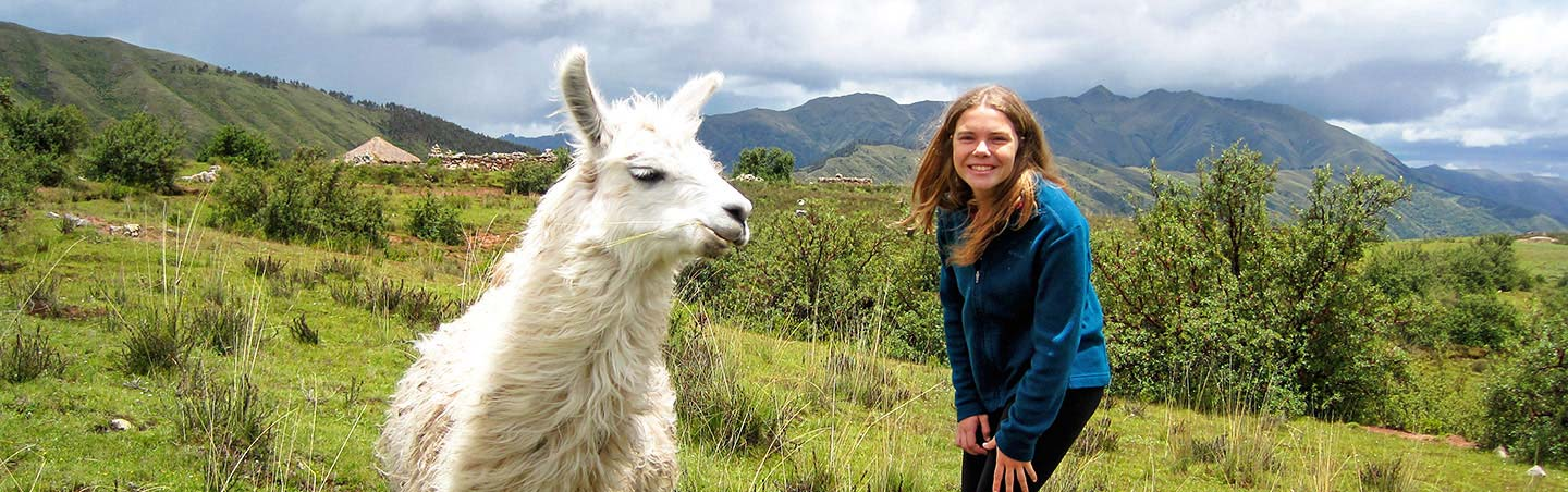 Peru Family Breakaway Walking & Hiking Tour