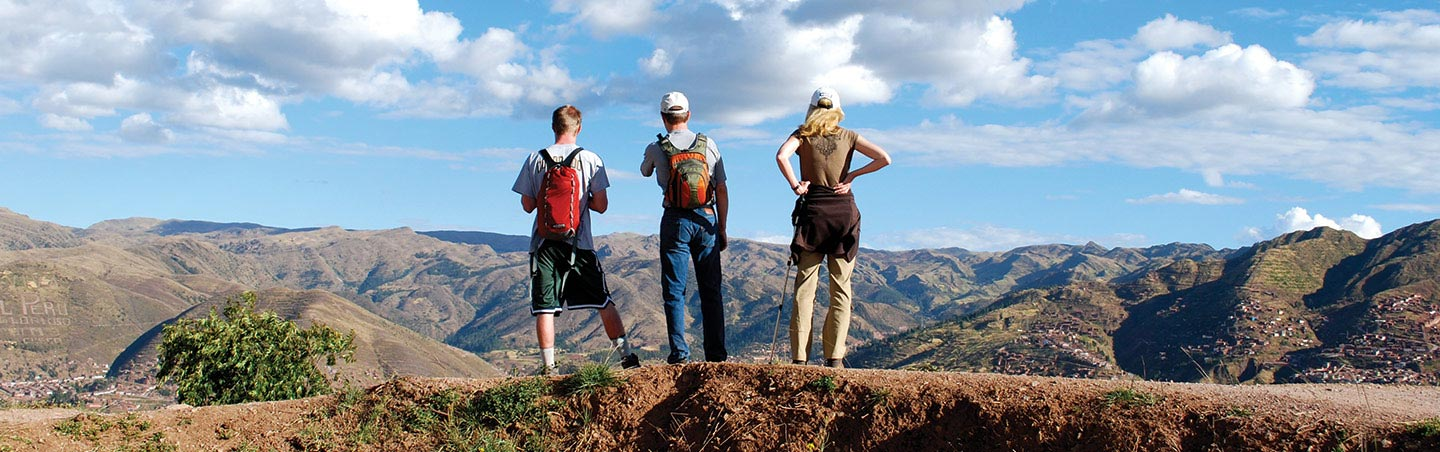 Backroads Peru Family Walking & Hiking Tour