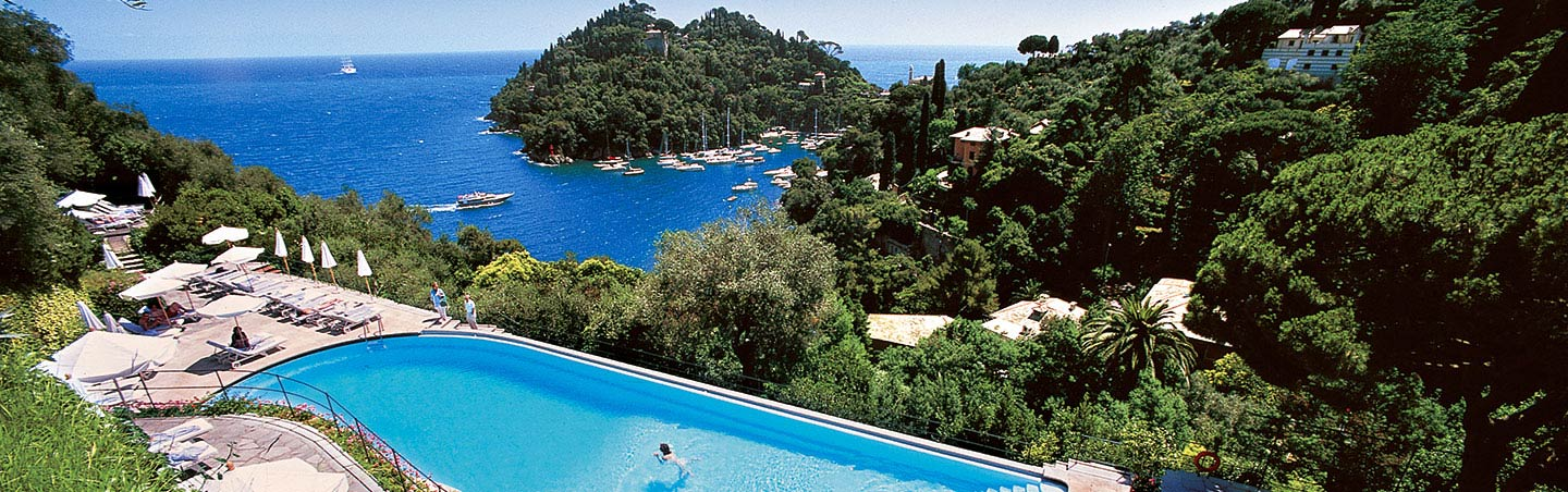 Hotel Splendido- Backroads Piedmont to Portofino Walking & Hiking Tour