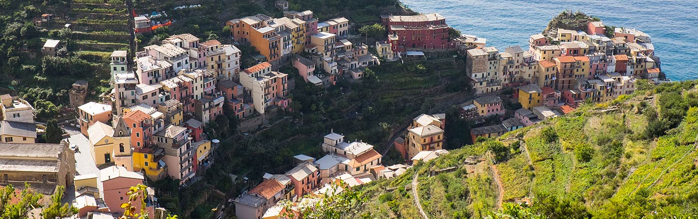 Backroads Cinque Terre & Tuscany Family Breakaway Walking & Hiking Tour