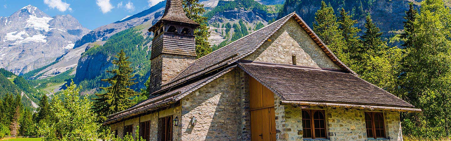 Kandersteg, Swizerland - Backroads Switzerland Family Breakway Walking & Hiking Tour