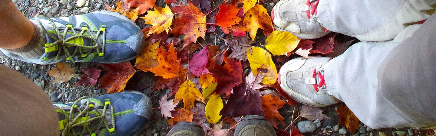 Vermont Hiking Trips in Fall