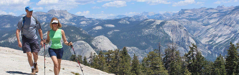Glacier Point, Backroads Yosemite Walking & Hiking Trips