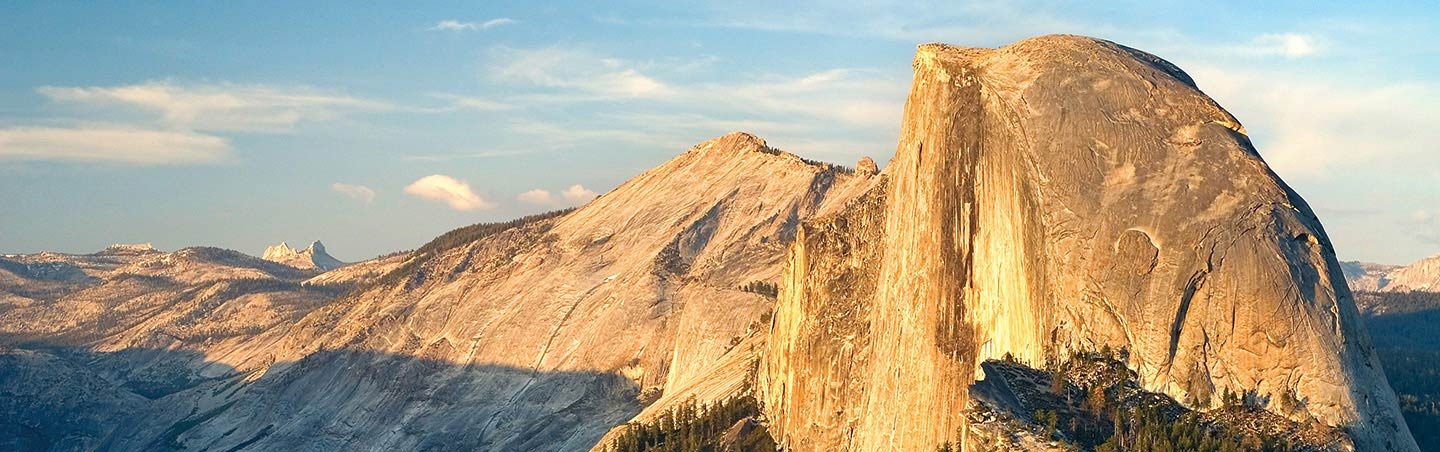 Half Dome - Backroads Yosemite Family Breakaway Walking & Hiking Tour