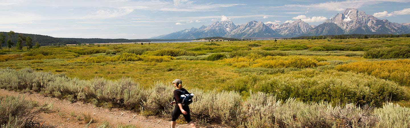 Grand Tetons Hiking Trips