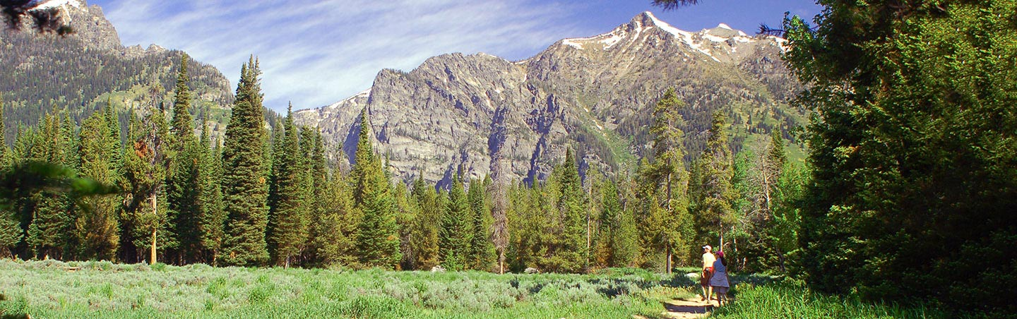 Backroads Yellowstone & Tetons Family Breakaway Walking & Hiking Tour