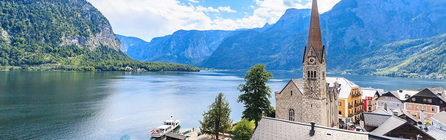 Hallstatt village, Austria - Backroads Czech Republic & Austria Family Walking & Hiking Tour