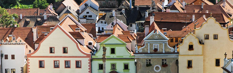 Cesky Krumlov - Backroads Czech Republic & Austria Family Breakaway Walking & Hiking Tour