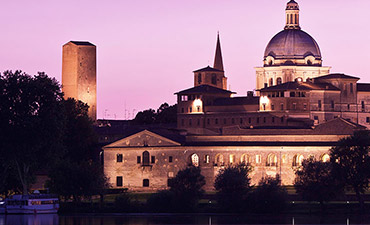 Parma and Verona Italy Bike Tour