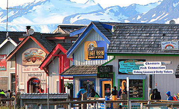Alaska Walking Vacations