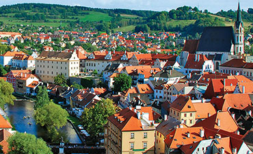 Czech Republic and Austria Walking Vacations
