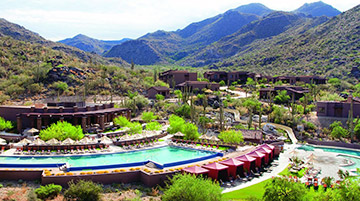 Ritz Carlton Dove Mountain, Marana, Arizona