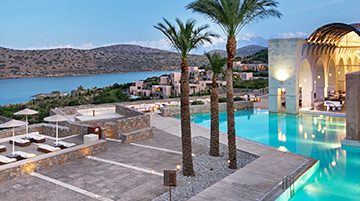 Blue Palace Resort and Spa, Crete, Greece
