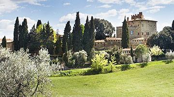 Castel Porrona Relais, Italy