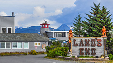 Land's End Resort