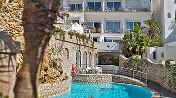 Hotel La Floridiana, Amalfi Coast, Italy