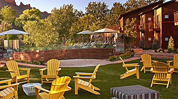 Amara Resort and Spa, Sedona, Arizona