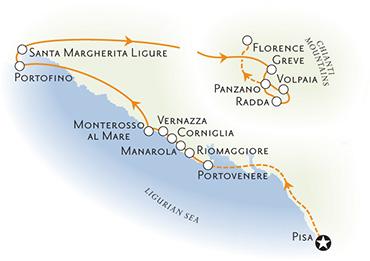 cinque terre trail map pdf