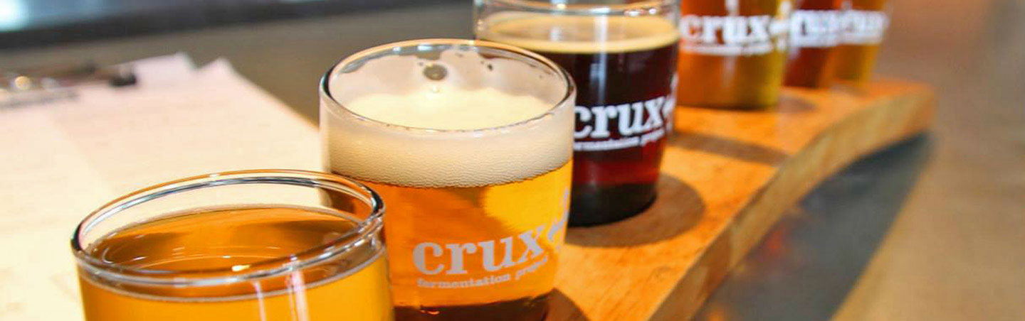 Crux Brewery - Crater Lake Bike Tour