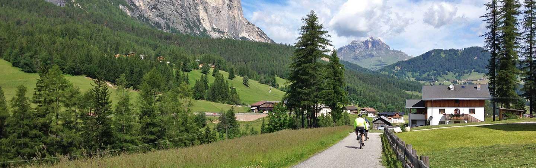 Familiy biking - Dolomites Family Bike Tour