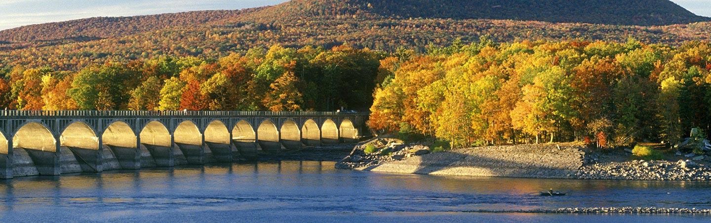 Ashokan Reservoir Catskill Mountains, New York