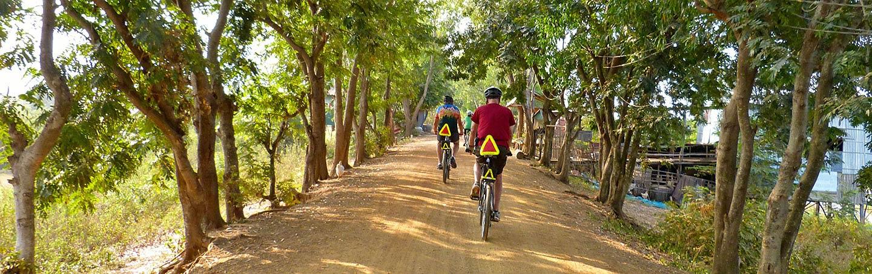 Biking on Backroads Vietnam, Cambodia & Laos River Cruise Bike Tour