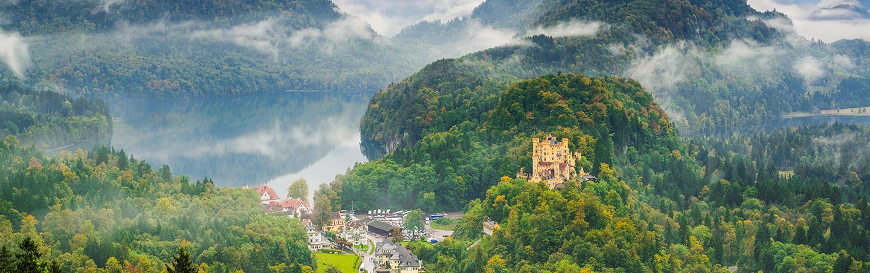 Bavarian Alps - Munich to Salzburg Family Bike Tour