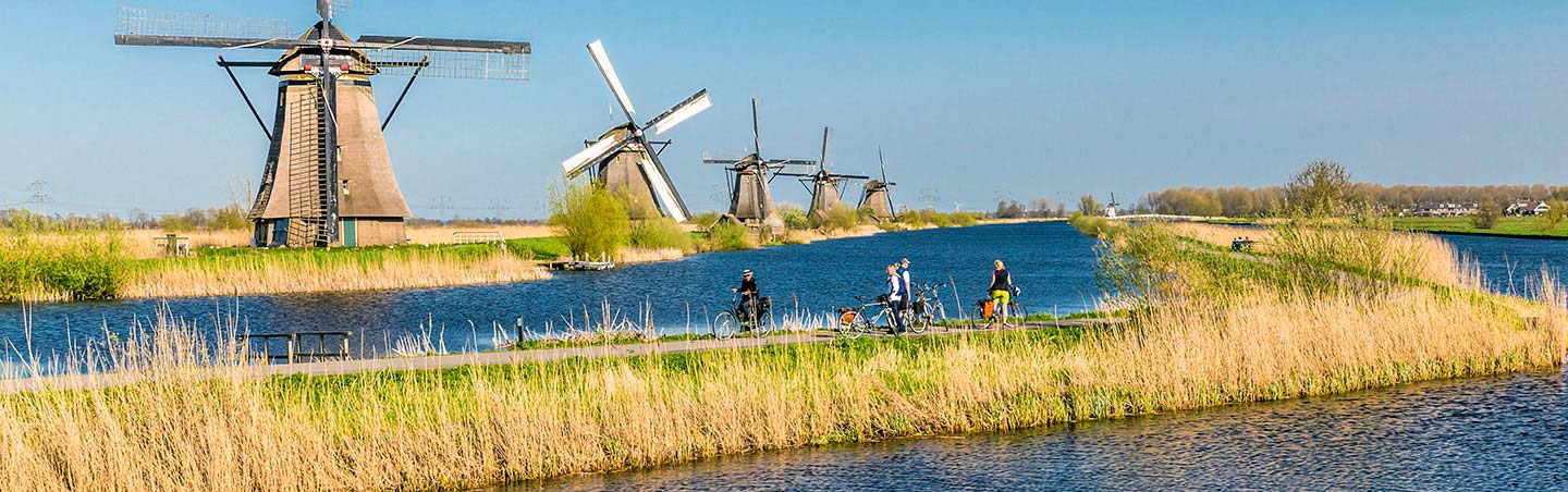 Backroads Holland & Belgium Family Bike Tours