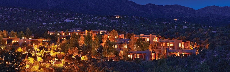 Four Seasons Resort Rancho Encantado, Santa Fe, New Mexico