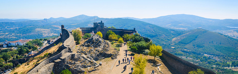 Castle - Backroads Portugal Bike Tour