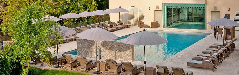 Pool at Le Couvent des Minimes - Provence, France