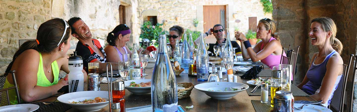 Dining on Backroads Pyrenees to Costa Brava Bike Tour