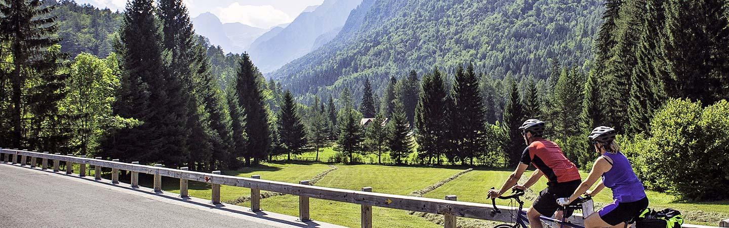 Biking on Backroads Slovenia & Italy Bike Tours